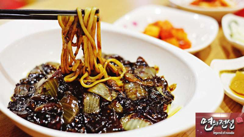 Legend Of Noodle Restoran Korea Di Jakarta