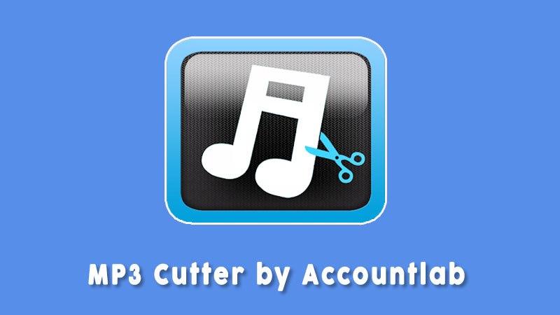 Mp3 Cutter By Accountlab