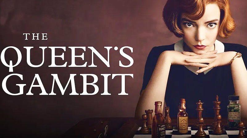 The Quenn Gambit Series Netflix Paling Banyak Ditonton 2020