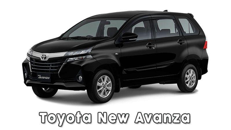 Toyota New Avanza Mobil Murah Keluarga