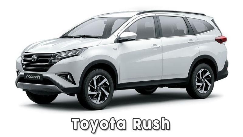Toyota Rush Mobil Toyota Untuk Keluarga