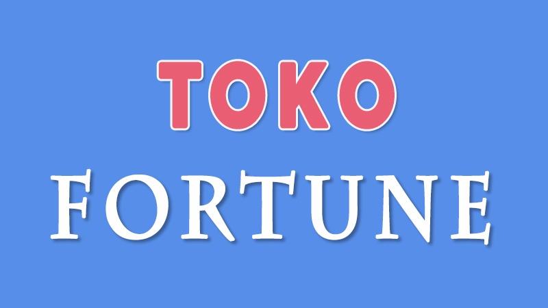 Nama Toko Yang Membaea Berkah Fortune